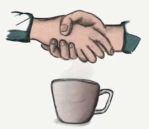 Rencontrons-nous autour d'un café pour parler de votre projet