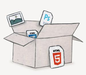 Livraison de votre site web