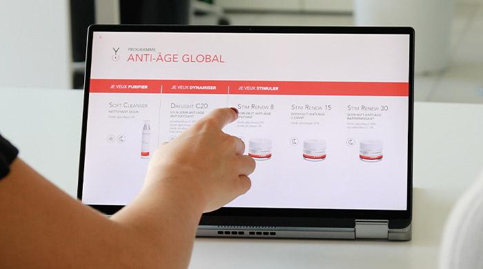 PDF interactif pour les commerciaux
